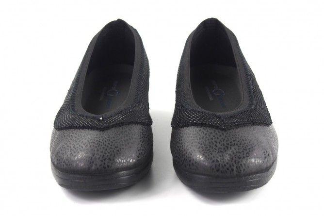 Pies delicados señora MURO 8061 negro