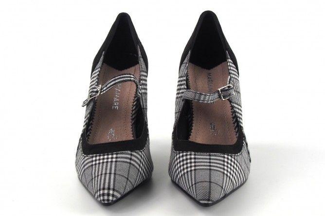 Zapato señora MARIA MARE 62653 cuadros