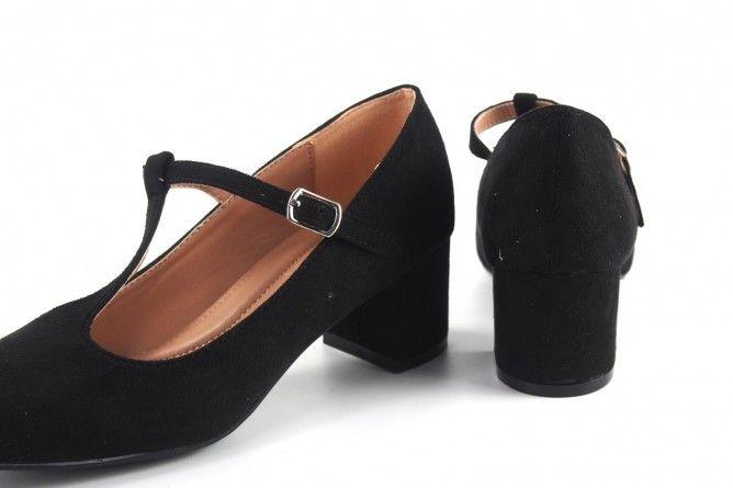 Zapato señora LA PUSH 7041 negro