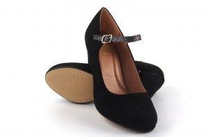 Chaussure femme LA PUSH 7039 noir