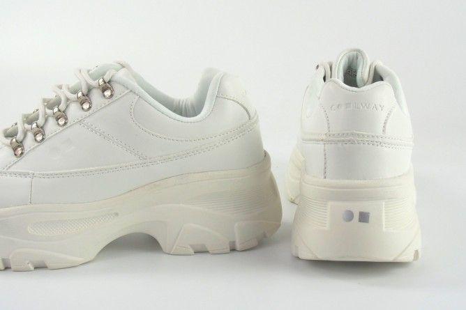 Zapato señora COOLWAY wander blanco