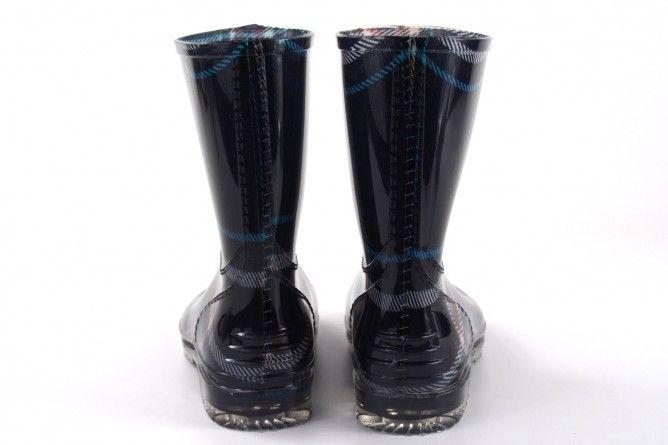 Bota de agua señora XINTAI 701-5 azul