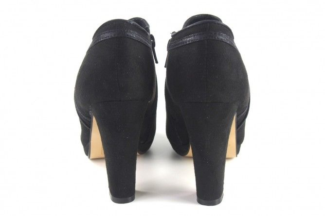 Zapato señora LA PUSH 9990 negro