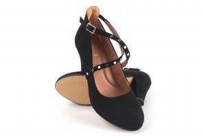 Zapato señora LA PUSH 9980 negro