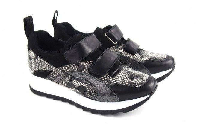Zapato señora CO & SO 997 negro