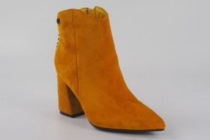 Botte femme XTI 35163 moutarde