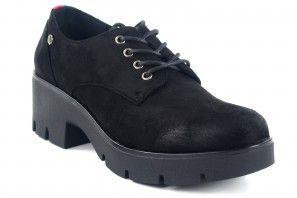 Chaussure femme MUSTANG 58856 noir