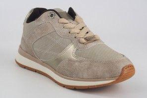 Zapato señora MUSTANG 69147 platino