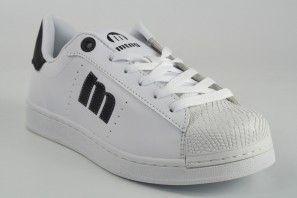 Zapato señora MUSTANG 69272 bl.neg