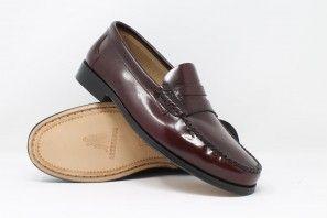 Chaussure homme JENKER 1910 bordeaux