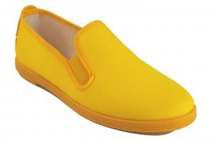 Toile Lady Bienve 102 jaune