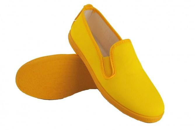 Lona señora Bienve 102 amarillo