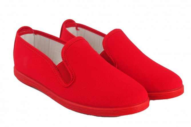 Lona señora Bienve 102 rojo