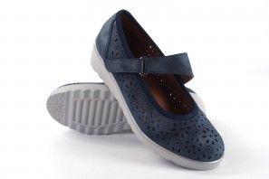 Zapato señora RELAX4YOU 125 azul
