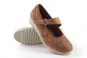 Zapato señora RELAX4YOU 125 cuero