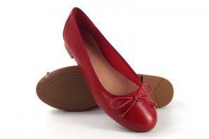 Chaussure femme MARIA JAEN 62 rouge