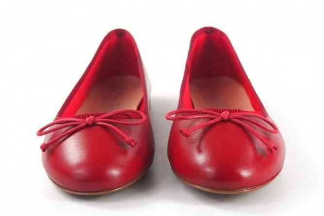 Zapato señora MARIA JAEN 62 rojo