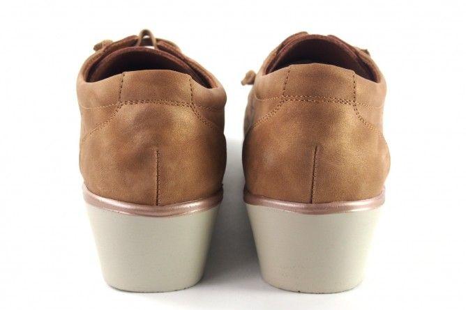 Zapato señora RELAX4YOU 126 cuero