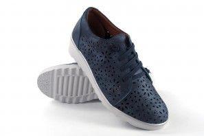 Zapato señora RELAX4YOU 126 azul