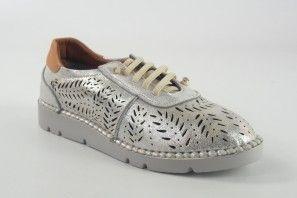 Damenschuh RELAX4YOU 242 Silber