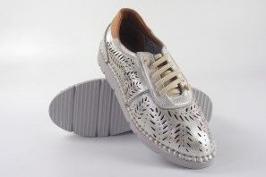 Chaussure femme RELAX4YOU 242 argent