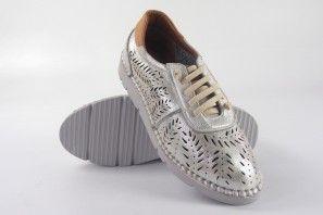 Zapato señora RELAX4YOU 242 plata