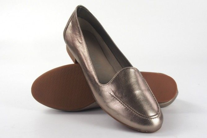 Zapato señora MARIA JAEN 1 platino