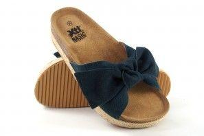 Sandalia señora XTI BASIC 34306 azul