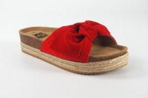Sandalia señora XTI BASIC 34306 rojo