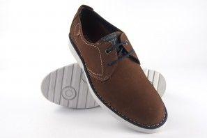 Zapato caballero BAERCHI 3670 cuero