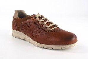 Zapato caballero BAERCHI 4336 cuero
