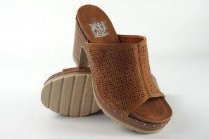 Sandale femme XTI BASIC 34241 cuir