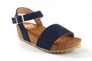 Sandalia señora XTI BASIC 34256 azul