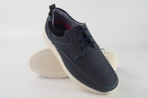 Zapato caballero XTI BASIC 34222 azul