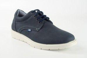 Zapato caballero XTI BASIC 34223 azul