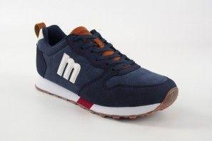 Zapato caballero MUSTANG 84428 azul