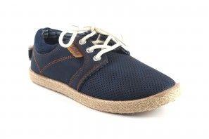 Chaussure garçon LOIS 60136 bleu