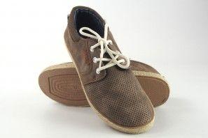 Chaussure garçon LOIS 60136 taupe