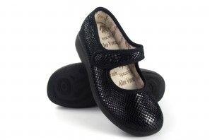 Zarte Füße Dame GARZON 3065.157 schwarz