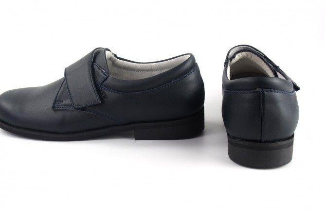 Zapato niño BUBBLE BOBBLE b521 azul