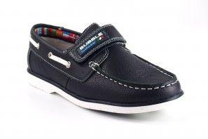 Zapato niño BUBBLE BOBBLE a1837-s/a1837-l azul