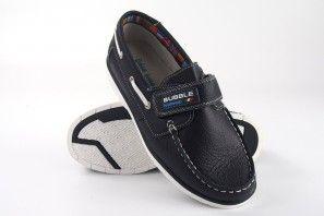 Chaussure Garçon BUBBLE BOBBLE A1837-S / A1837-L Bleu