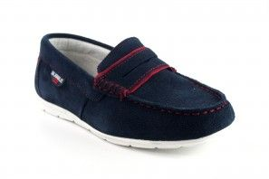 Zapato niño BUBBLE BOBBLE a1843-s/a1843-l azul