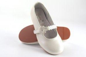 Chaussure fille BUBBLE BOBBLE a2399-2 / a2399-3 blanc