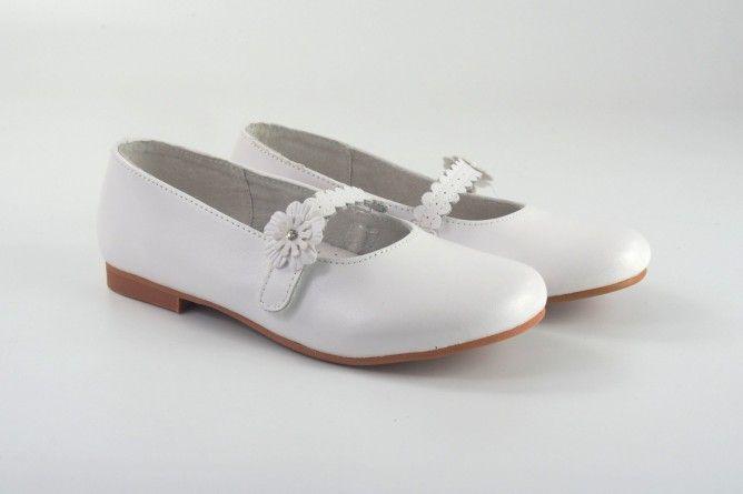 Zapato niña BUBBLE BOBBLE a2399-2/a2399-3 blanco