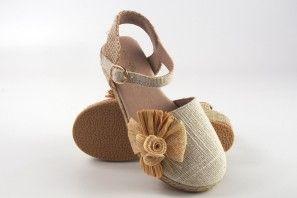 Chaussure fille BUBBLE BOBBLE A2543-S / A2543-L beige