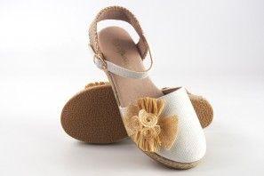 Zapato niña BUBBLE BOBBLE a2543-s/a2543-l blanco