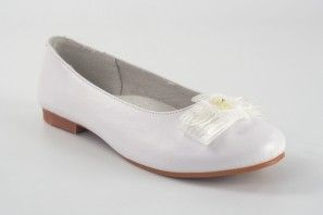Chaussure fille BUBBLE BOBBLE A2400 blanc