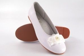 Zapato niña BUBBLE BOBBLE a2400 blanco