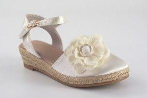 Chaussure fille BUBBLE BOBBLE A2882 blanc
